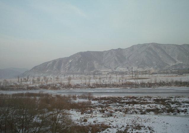 图曼纳亚河(图们江)