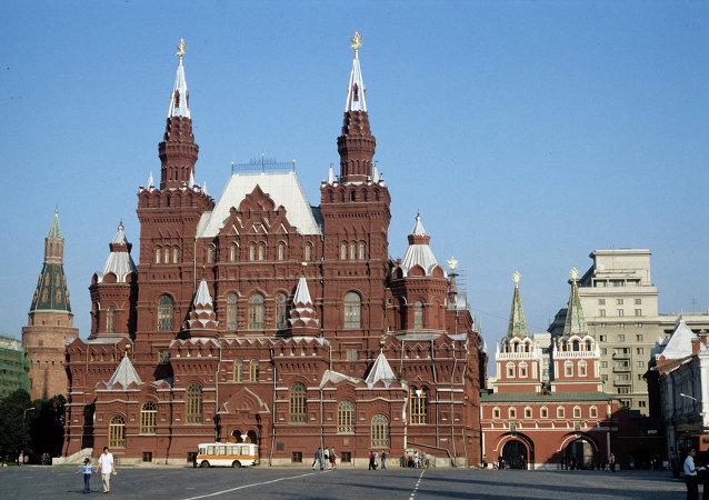 俄罗斯国家历史博物馆 (莫斯科红场)