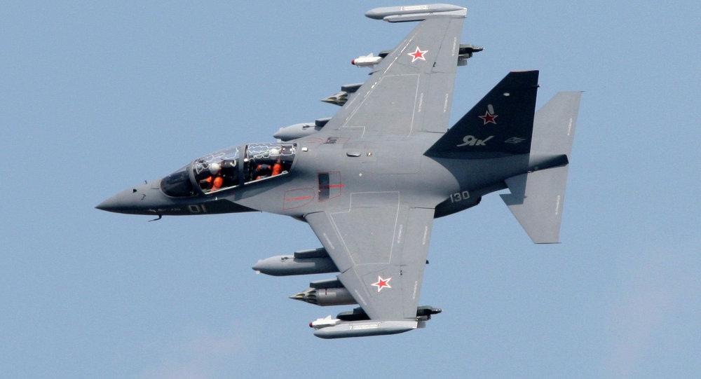 一架雅克-130教练机在沃罗涅日州坠毁,无人员死亡