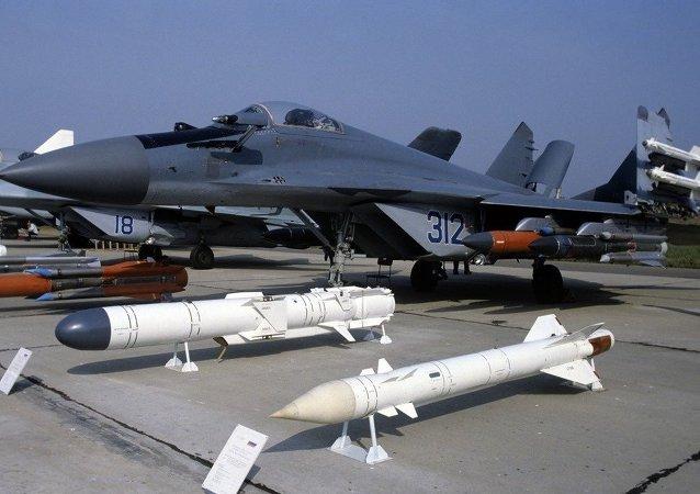 米格-29K/KUB/资料图片/