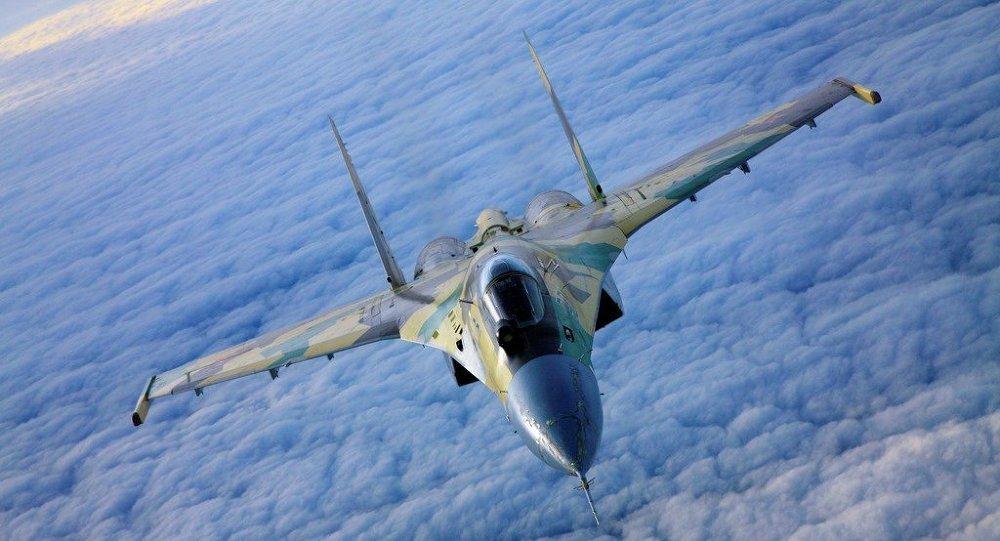 俄总统助理:俄罗斯或将向巴基斯坦供应苏35歼击机
