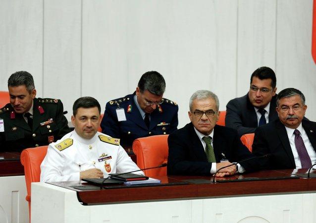 土耳其国防部:土国拟与中方在反导系统建设领域合作