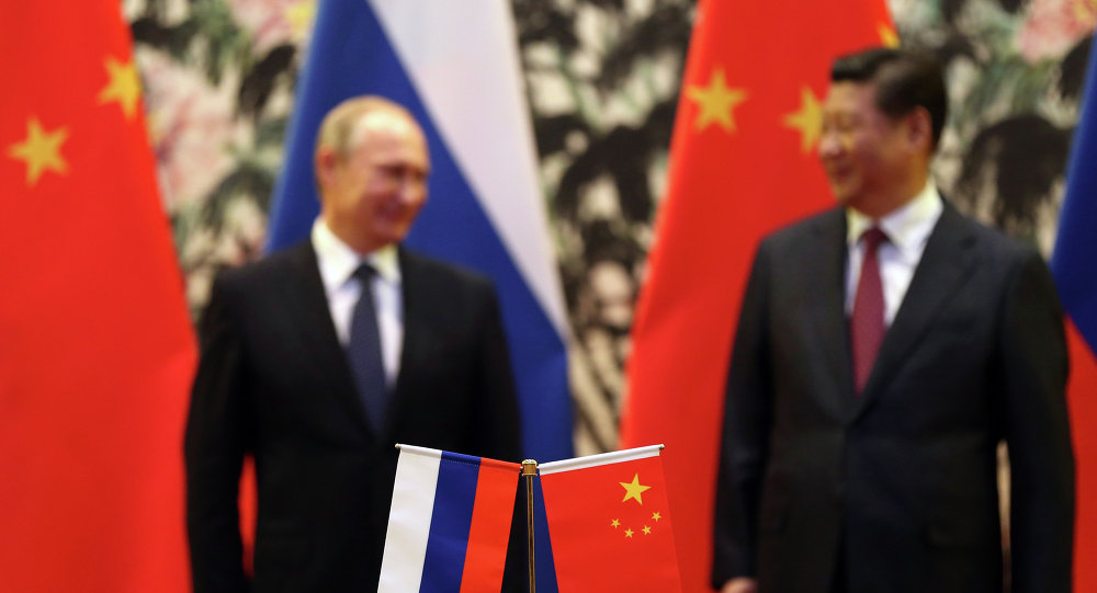 2019 年中俄关系提上一个新的高度