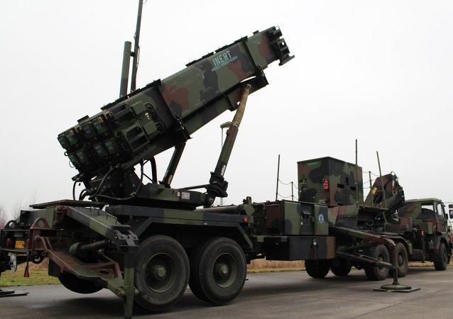 """""""爱国者""""——美军及其盟友使用的美制防空导弹系统/资料图片/"""