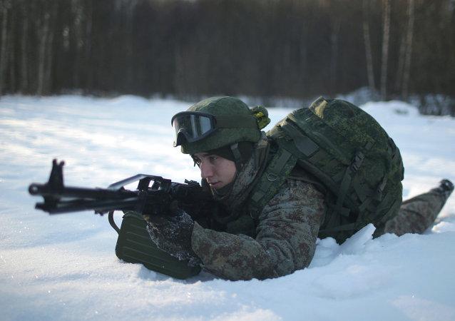 """""""未来战士""""Ratnik单兵作战系统"""