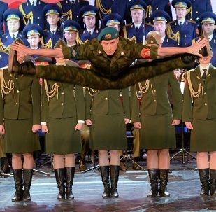 亚历山德罗夫红旗歌舞团新年后将开启新竞聘