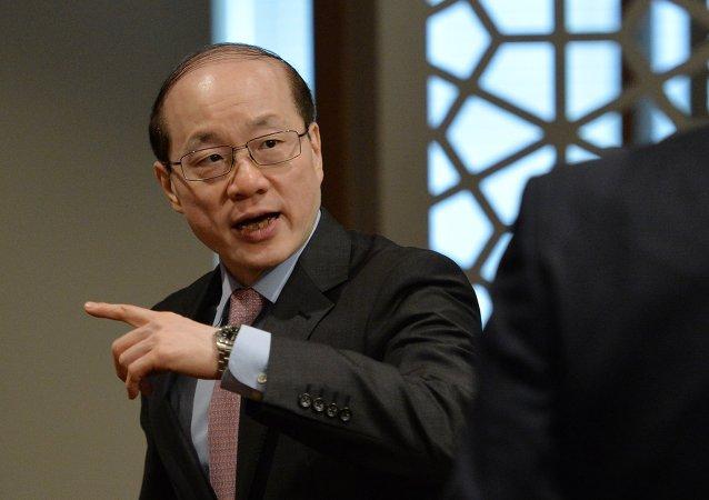 中国国务院台办主任刘结一