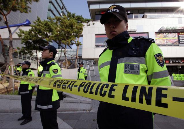 70余名警局人员在首尔混乱事件中受伤