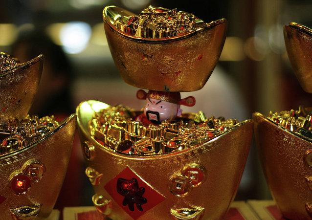 俄媒:中国的富豪人数将超过美国