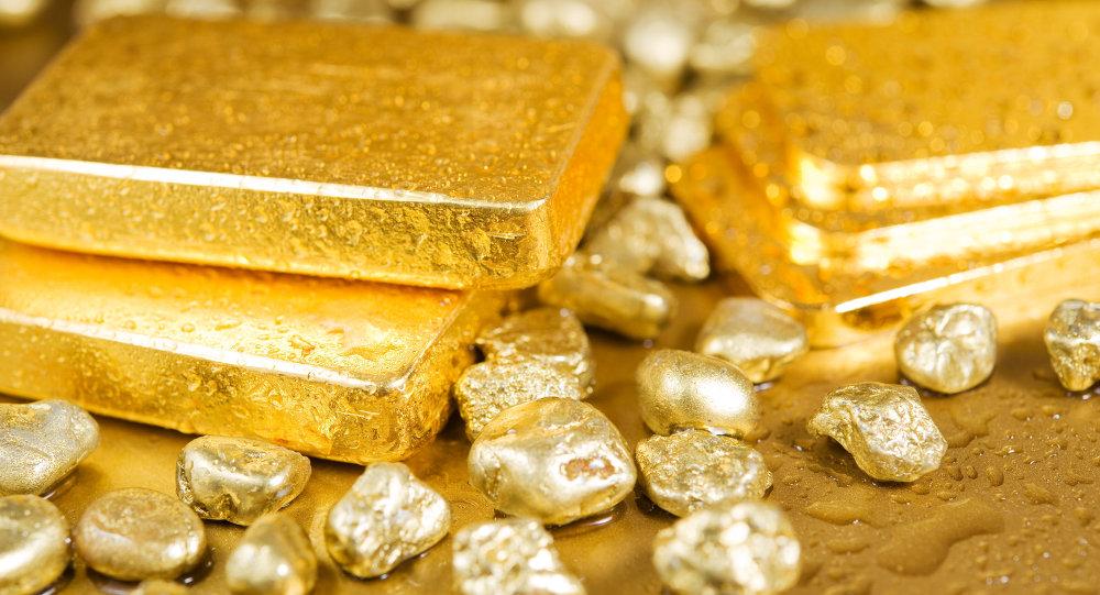 俄2016年1-2月黄金产量同比增加18.4%