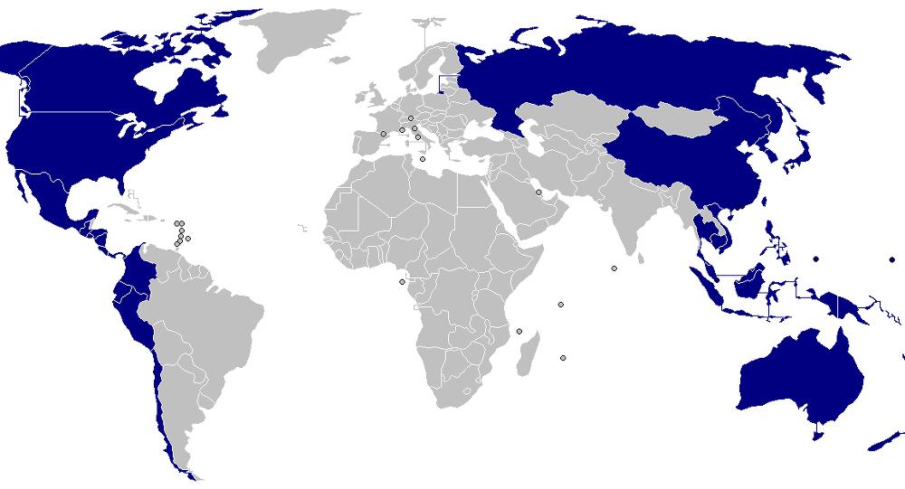 俄罗斯将在亚太地区加强地位视为具战略意义的外交方向