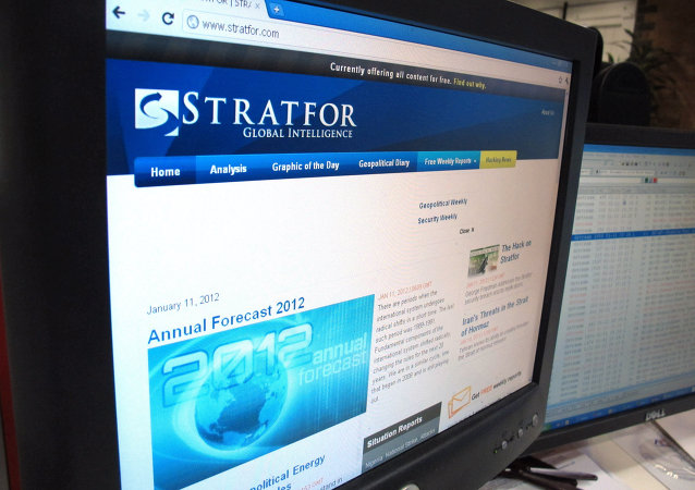 """美国安全情报智库""""Stratfor预测2017年莫斯科将巩固在欧亚的地位"""