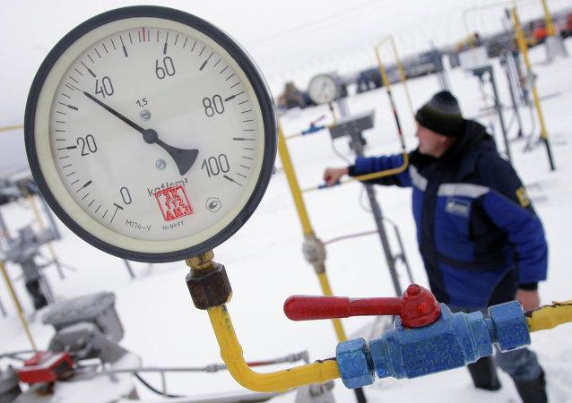 俄气公司准备好在俄乌天然气协议外商讨向顿巴斯供气问题