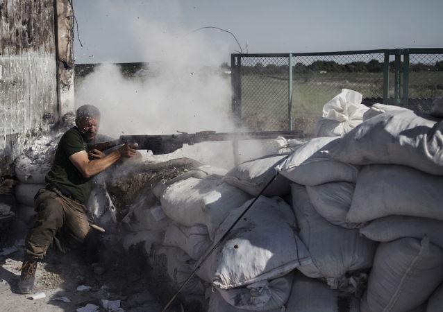联合国称顿巴斯平民伤亡急剧上升