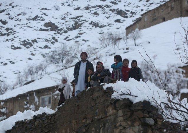 阿富汗东北部雪崩致愈200人死亡