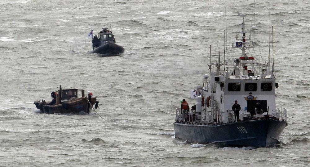 韓國對福島核輻射的擔心減少,捕魚量有所增加