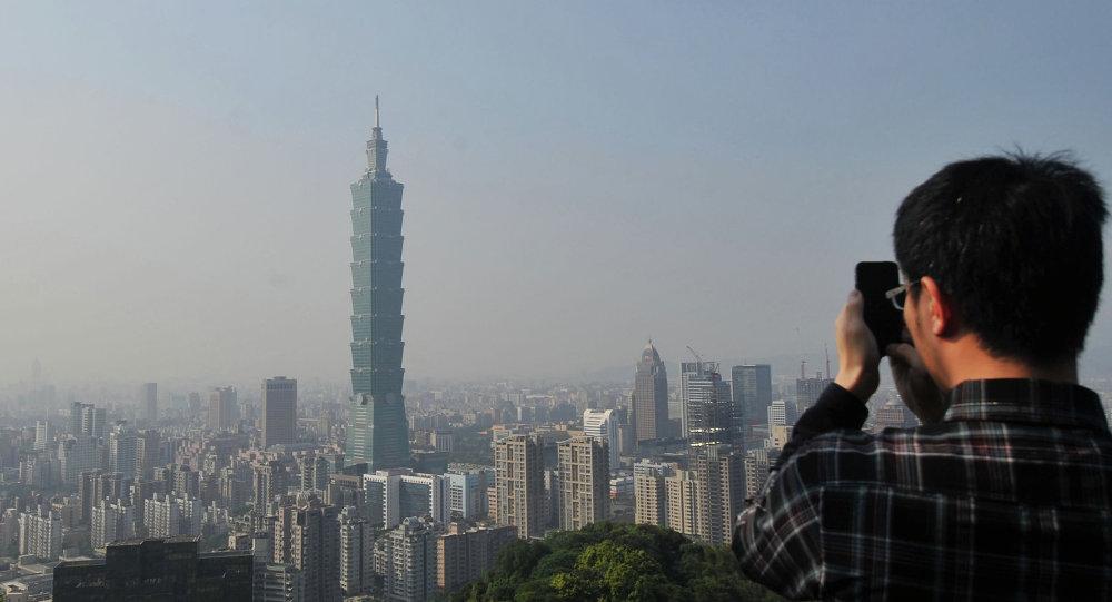 台灣當局因「伊斯蘭國」威脅加強安全措施