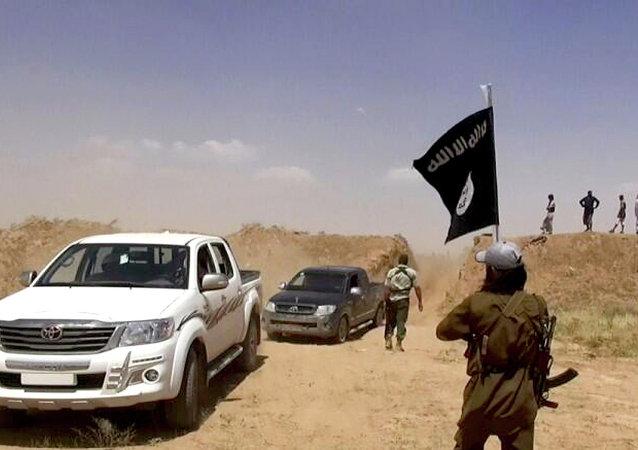 """摩尔多瓦内务部:一年前就已制止企图向""""伊斯兰国""""出售放射性物质的行为"""