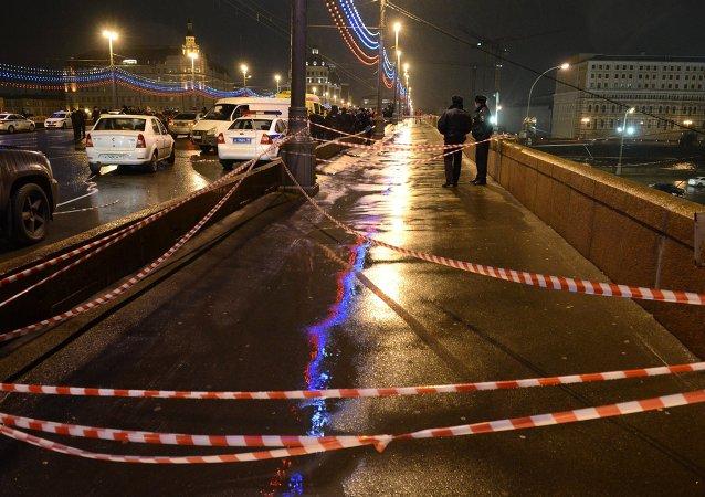 前德国情报人员称乌安全局参与涅姆佐夫遇害案