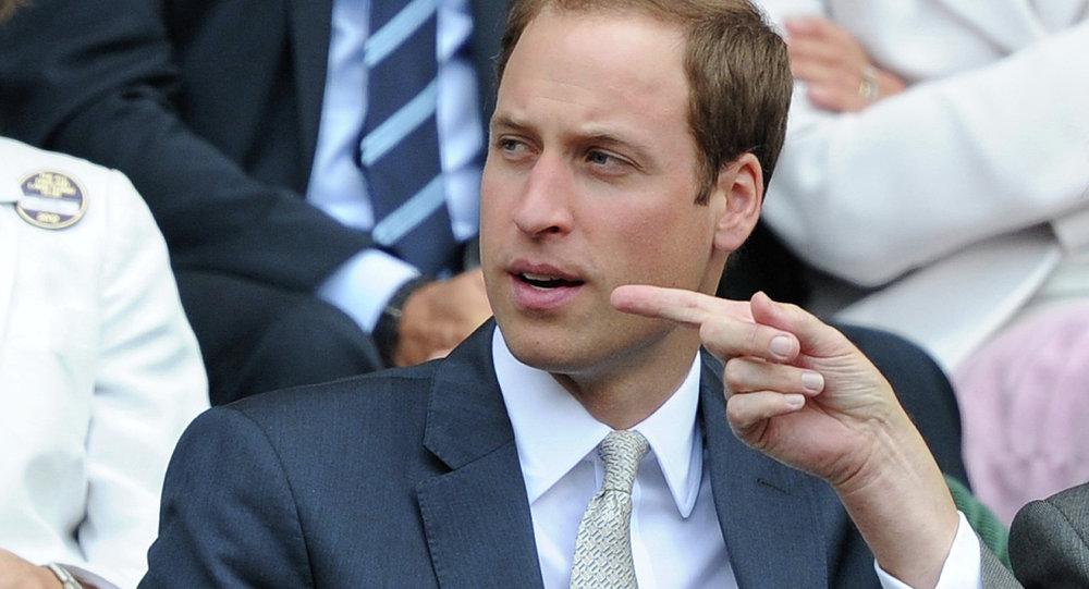 威廉王子开启英国皇室近三十年首次访华之行