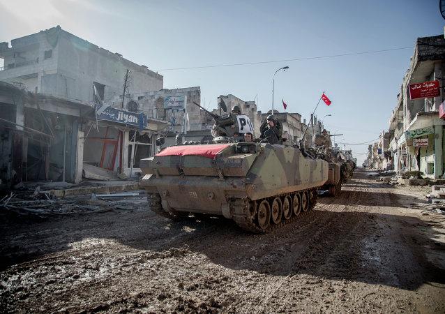 伊拉克总理要求土耳其在24小时内撤军
