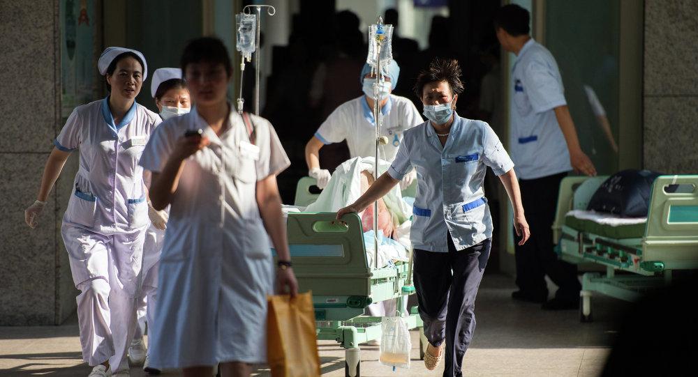 中国内蒙古确诊1例腺鼠疫病例