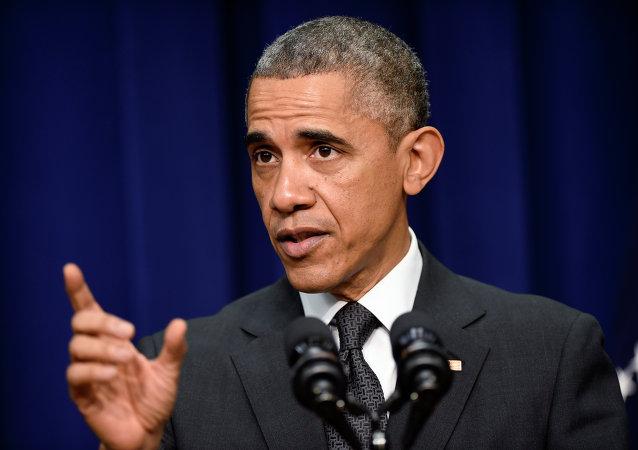 """奥巴马称伊朗在履行""""核协议""""义务"""