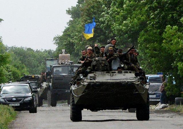 顿涅茨克作战指挥部:基辅准备发起大规模挑衅为破坏明斯克协议找理由
