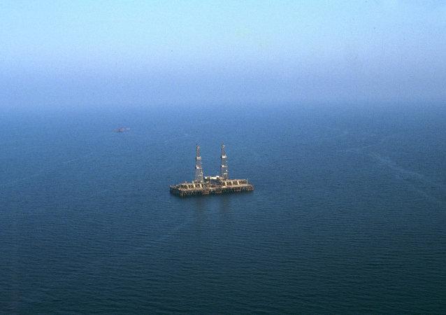 海上钻井平台