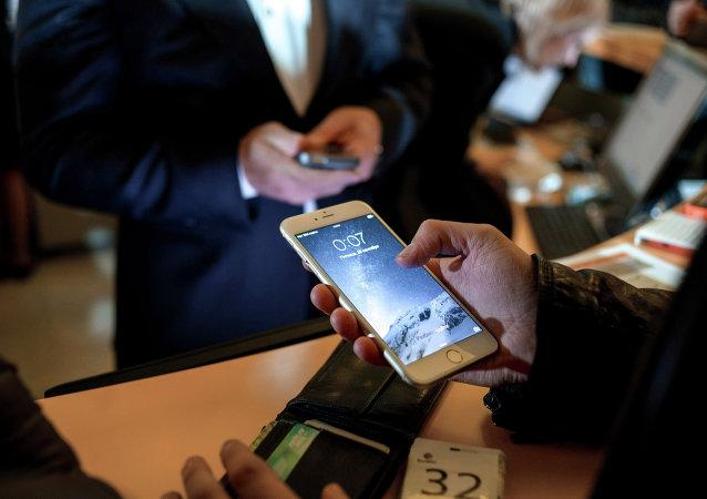 俄市场所售四分之一智能手机是中国产