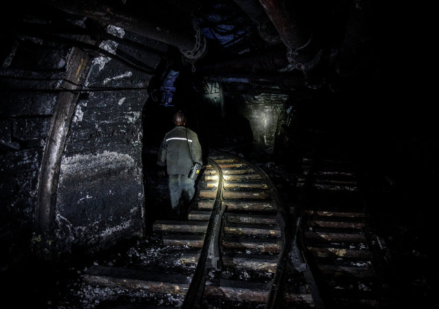 乌克兰与中国商讨合作改造煤矿可能性