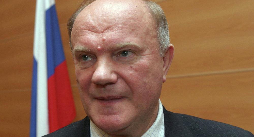 俄共领袖:中国将成为全球主要的金融和工业中心