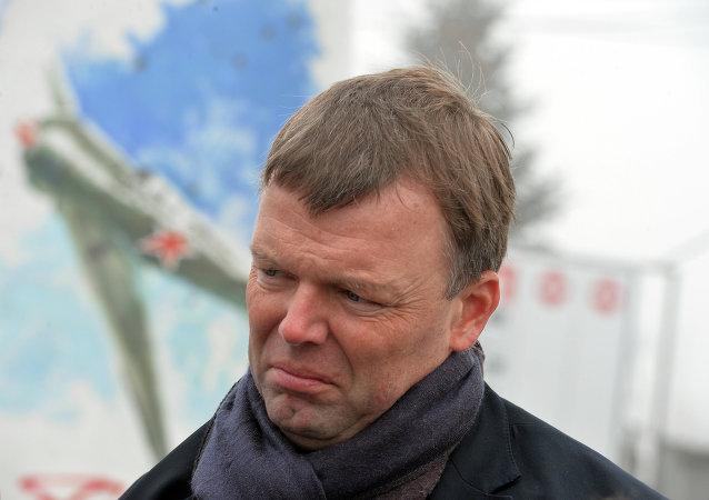 欧安组织乌克兰观察团副团长亚历山大•胡克