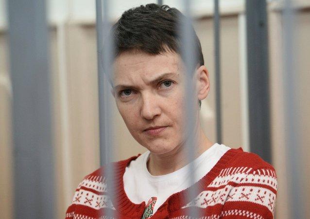 俄方:法院裁决前不会讨论把萨夫琴科转交乌方的问题