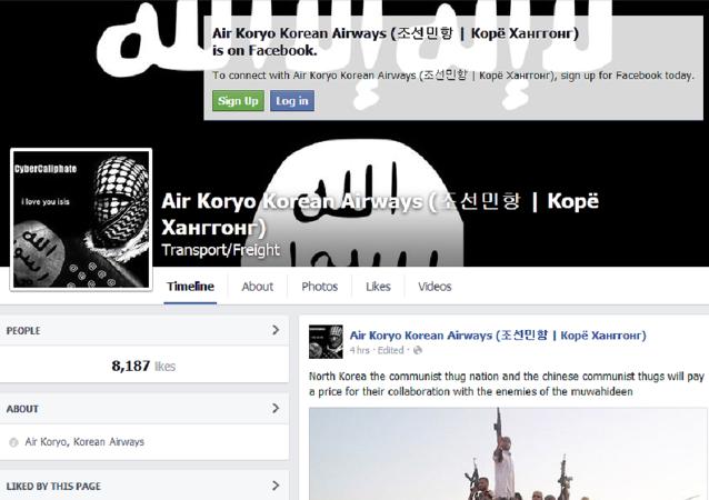 """马来西亚警方在Facebook上发现超过500个""""伊斯兰国""""队伍招募页面"""