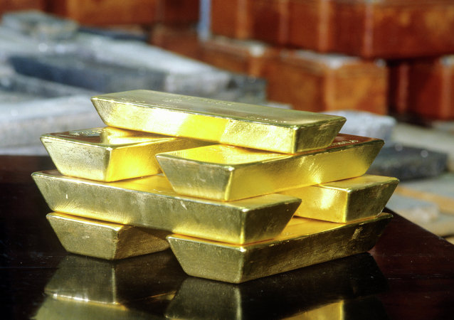俄银行2016年计划在上海金交所出售约5吨黄金