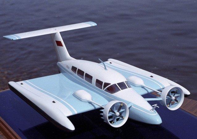 俄罗斯欲重启地效飞行器项目原因何在?