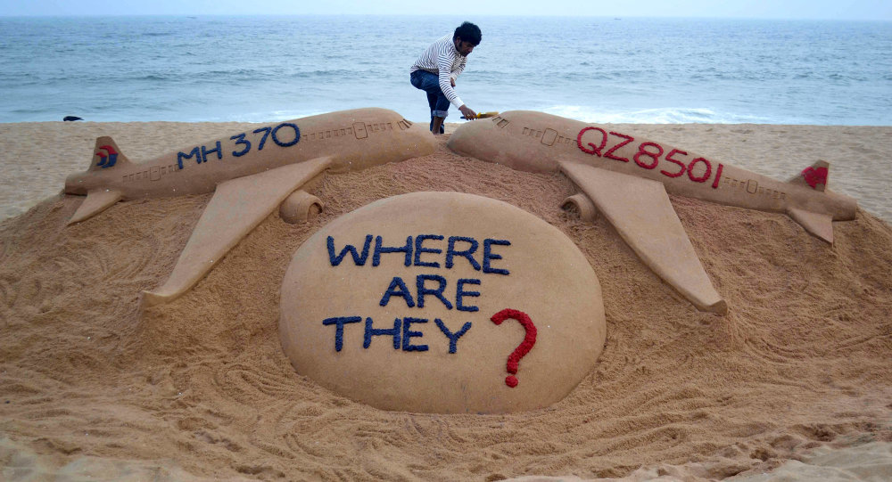 马来西亚证实在泰国发现的碎片不属于马航失踪MH370客机