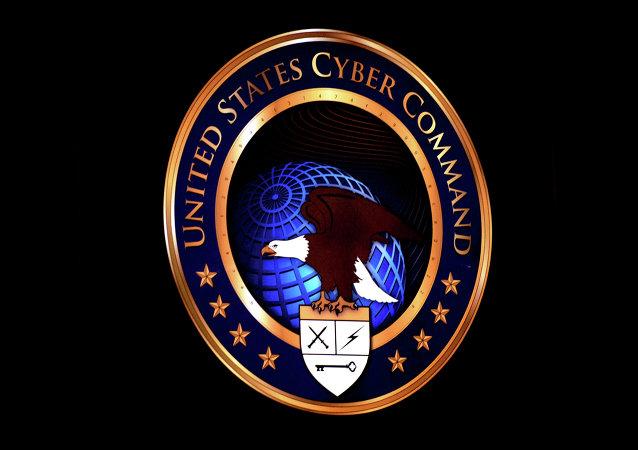 美国网络司令部标志