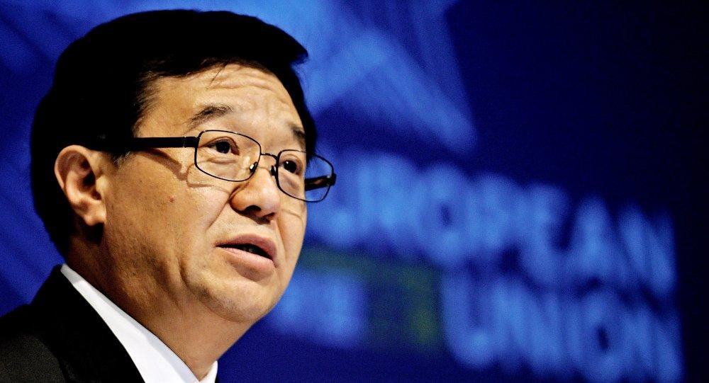 高虎城:中美投资协定的文本谈判已结束