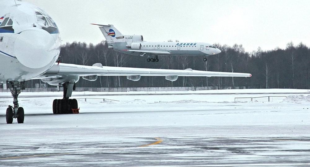 雅克-42飞机(资料图片)