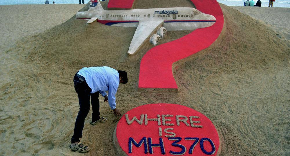 马航失踪飞机水下搜寻工作将在2016年6月结束