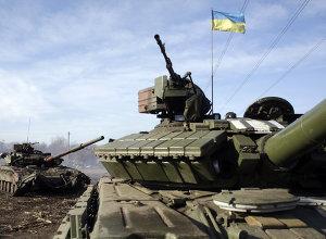 烏克蘭強力部門稱過去一天未民兵違反停火協議