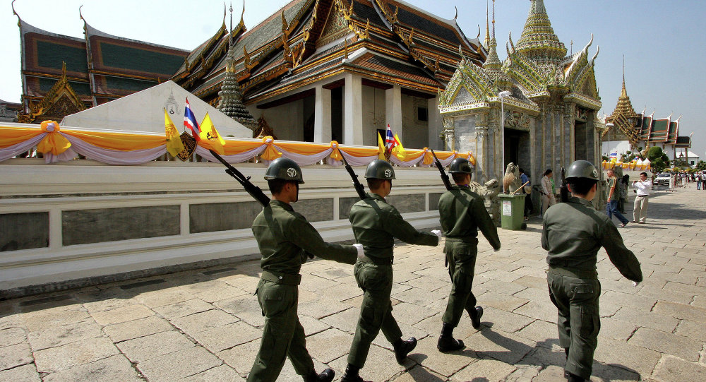 泰国政府对批评政府人士采取更严厉的措施
