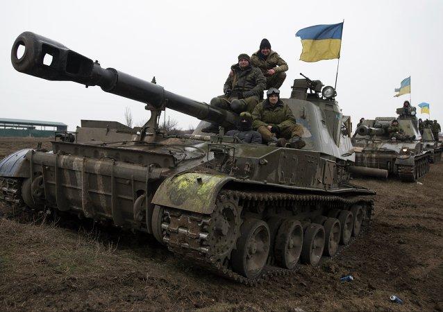 顿巴斯至少有400乌克兰军人失踪