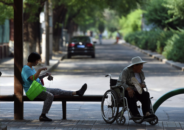 中國老年人口已達2.41億人