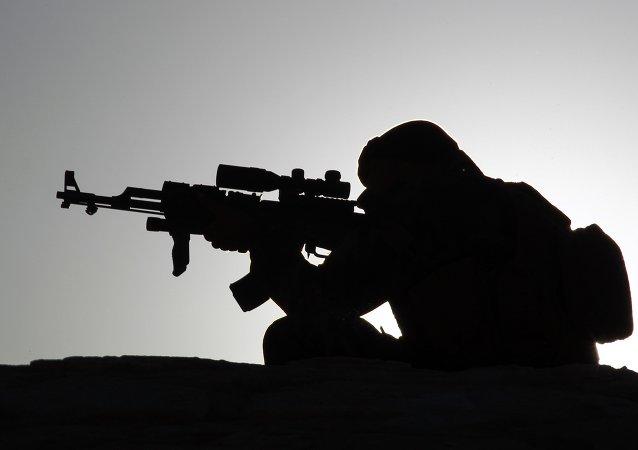 俄专家:伊斯兰国和基地组织联合打击俄与西方不会使其具有军事优势