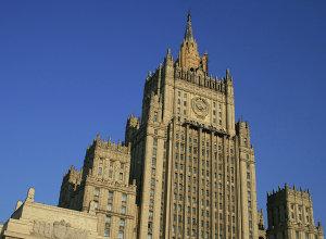 俄副外长与中国驻俄大使商讨反恐协调