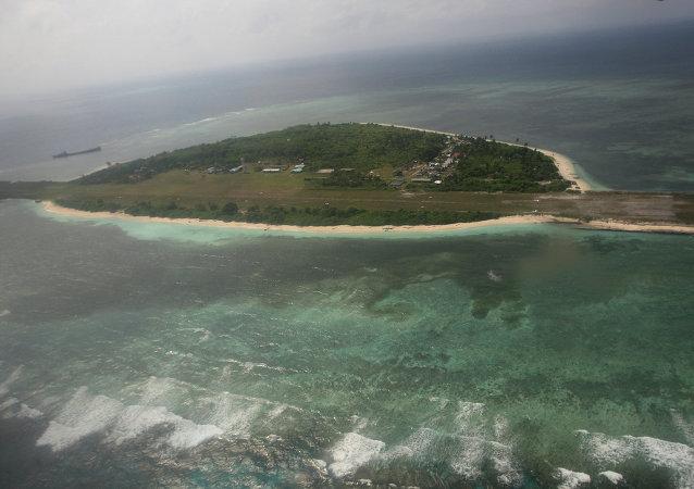 印尼愿做南海领土争端的调停人