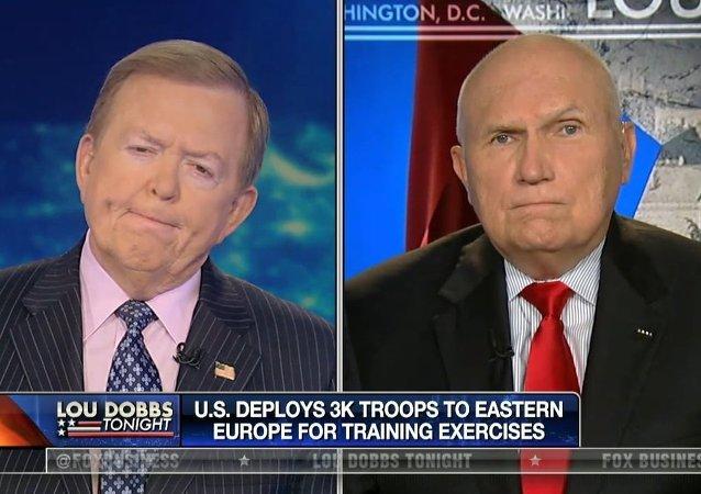 """福克斯新闻频道分析师:""""尽可能多杀俄罗斯人""""以拯救乌克兰"""